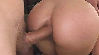 Horny babe cristi ann craving with meaty cock
