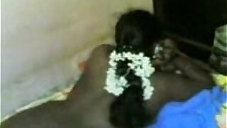 Tamil Aunty first Show