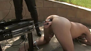 Femdom demands bootworship from submissive