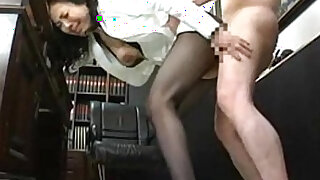 Sex fantasy stockings japanese cheating wife