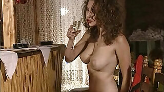 Anale Teeny Party 1994 full vintage movie with cheating slut busty Tiziana Redford aka Gina Colany