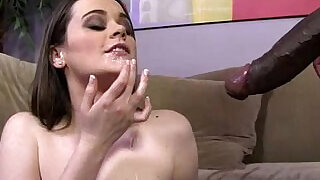 Black Stud Fuck This Curvy Babe With Great Ending