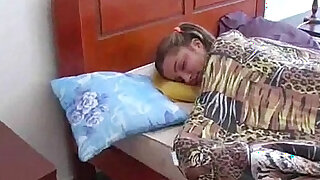 Mom Sent Dad To Awake Daughters Friend For School