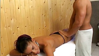 Fulll Body Massage Ass Fucked