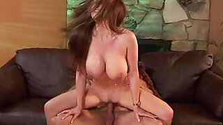 Hot Asian slut with bigtits gets her pussy licked and pounded hard
