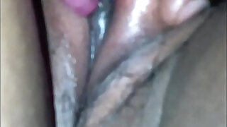 Tamil aunty uncle play on camera with tank