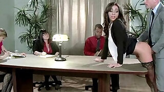 Big Boobs Hot Slut nasty Girl get Fucked so Hard In Office