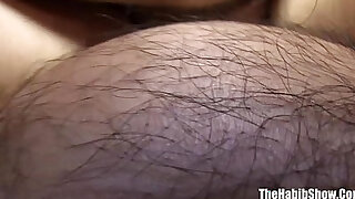 19yr pregnant pussy and ass fucked by hairy paki lover
