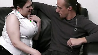 His wife leaves and she seduces him