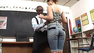 Amber Rayne get fucked by a BBC