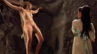 Mistress Strapon To Two Slaves