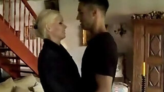 mom fuck her son