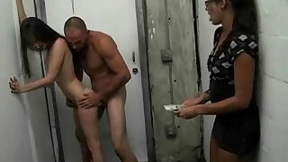 Getting pussy Fucked For Money