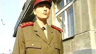 Girls in uniform scene